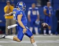 San Jose State Punter Michael Carrizosa Selected To NFLPA Collegiate Bowl
