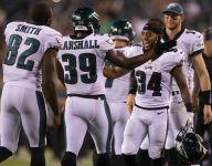 Rookie Donnel Pumphrey Rides Eagles' Coattails to Super Bowl LII