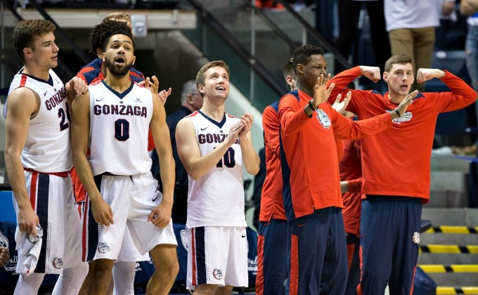 Mountain West Has Confirmed Talks With Gonzaga, Others On Joining Conference
