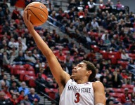San Diego State Tops New Mexico Behind Trey Kell's Career Night, Advances To NCAA Tournament