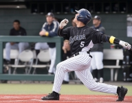Nevada Extending Lead In MWC Baseball
