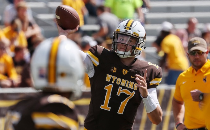 2018 NFL Draft: Wyoming QB Josh Allen Selected Seventh Overall By Buffalo Bills