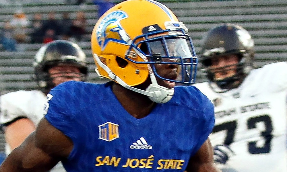 2018 NFL Draft: San Jose State CB Jermaine Kelly No. 222 Overall ...