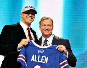 Josh Allen To Be Day 1 Starter For Buffalo Bills?