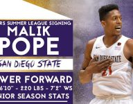 SDSU Grad Malik Pope Joins Lakers For Summer League