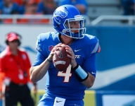 Boise State Turns Up the Heat on Troy