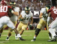 Colorado State Preview - Young Offensive Line Needs To Grow Up Fast