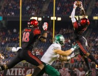 Aztecs Manage Gutsy 23-20 Win Over Eastern Michigan In Overtime