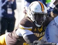 Wyoming's Youhanna Ghaifan Declares for 2019 NFL Draft