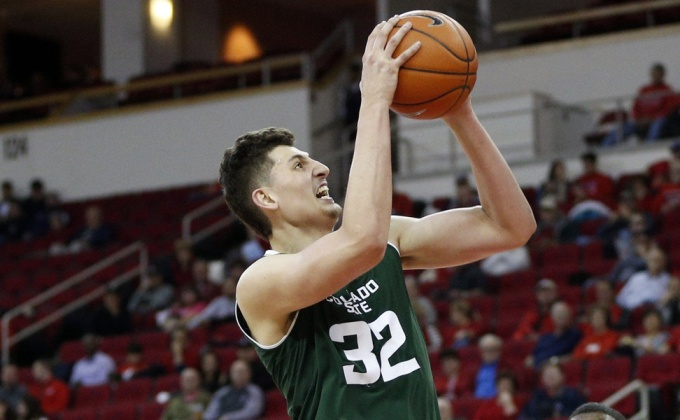 Colorado State Hangs On To Upset Fresno State, 74-65