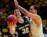 Utah State Snatches 68-66 Win at New Mexico Amid Late Call Controversy