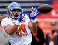 2019 NFL Draft Profile: San Jose State TE Josh Oliver