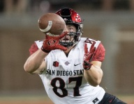 2019 NFL Draft Profile: San Diego State TE Kahale Warring