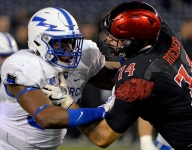 2019 NFL Draft Profile: San Diego State OT Tyler Roemer