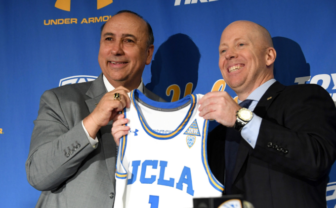 UNLV, UCLA Agree To Basketball Series In 2019, 2020