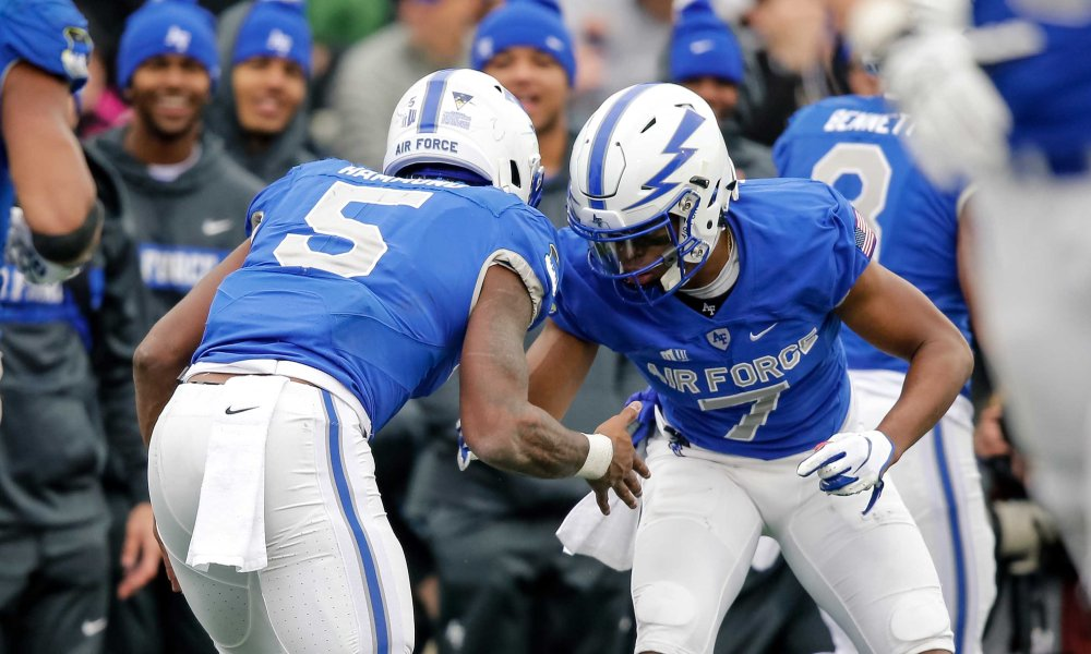 Air Force At Colorado Preview Kick Time Tv Schedule Livestream