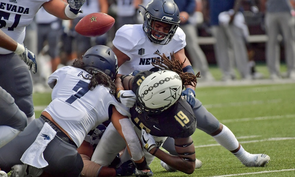 2019 Mountain West Football Top 52 Players 36 Gabe Sewell
