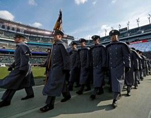 Game Recap: Army Tops Air Force, 10-7
