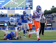 Air Force gets Bucked by the Broncos