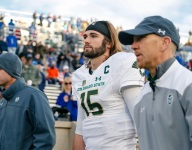 Another Torn ACL For Colorado State QB Collin Hill