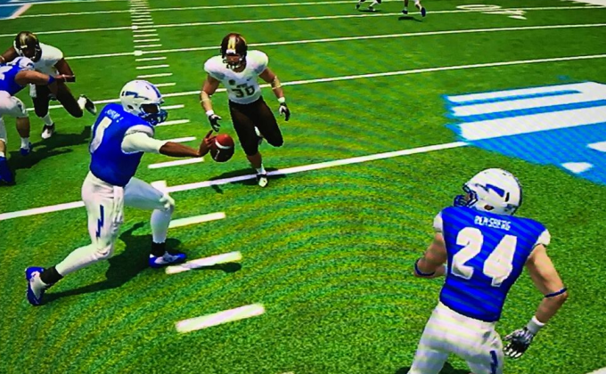 The EA Sports NCAA Football Video Game Lives?