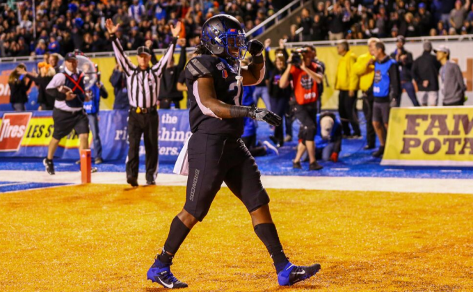 Boise State Remains Undefeated After Defeating Air Force