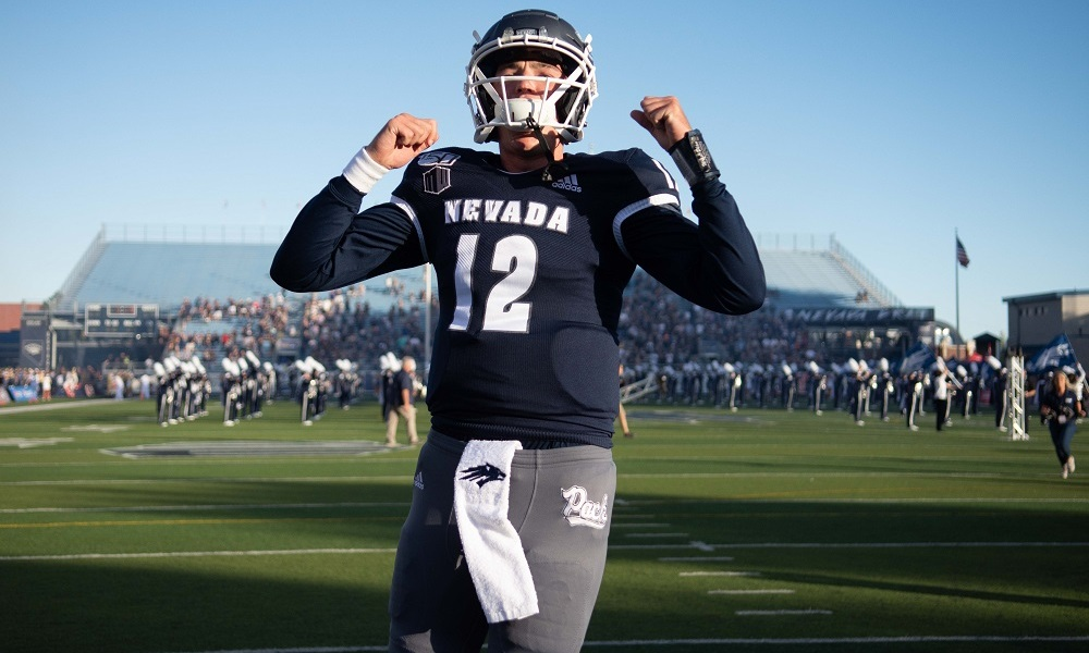 Nevada Football Wolf Pack Victorious Over Utep 37 21 Mountain West Wire