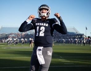 Week 8 Mountain West Player Of The Week Of The Year