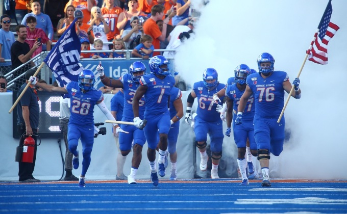 Bronco Round Table: No. 22 Boise State Heads Into Bye Week Rattled But Not Defeated
