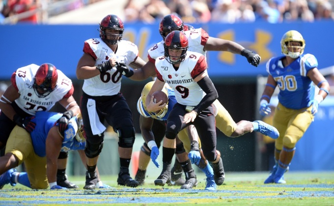 San Diego State Football Recap: Aztecs fleece the Rams 24-10