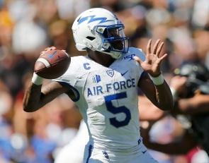 2021 NFL Draft Profile: Air Force QB Donald Hammond III