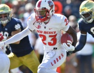 New Mexico Pauses Football Practice Due To Multiple COVID-19 Positive Tests