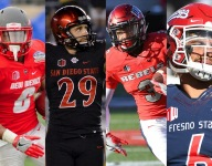 Which Former Mountain West Football Stars Are Part Of The XFL Draft Pool?