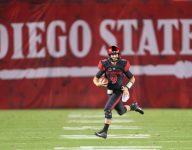 Nevada stuns San Diego State on Homecoming Night