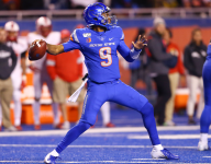 Boise State Tops Utah State To Claim Mountain Division Title