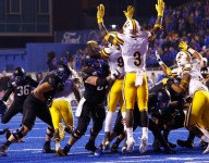 Wyoming Cowboys fall to Boise State, 20-17