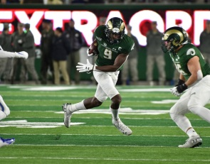 Colorado State WR Warren Jackson Declares For NFL Draft