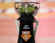 First Look at The Cheez-It Bowl: Air Force vs. Washington State