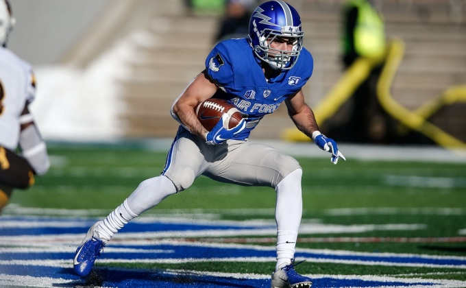Week 14 College Football Rankings: Welcome To The Party Air Force