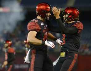 San Diego State Names Carson Baker Starting Quarterback
