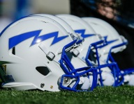 Air Force Depth Chart Released For Opener vs. Navy
