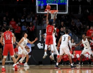 UNLV's Bryce Hamilton will test NBA draft waters, will not hire an agent