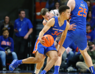 Hobbs' career-high 24 fuels Boise State comeback over Wyoming