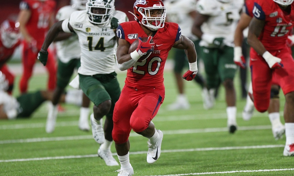 Fresno Halloween 2020 Fresno State Football: First Look at the Bulldogs' 2020 Schedule