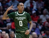 Colorado State Wins 87-74 Over Air Force On Senior Day