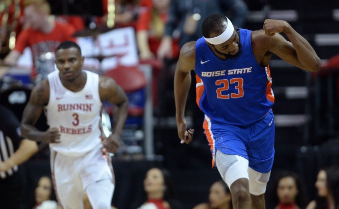 Boise State Heading To Semifinals After 67-61 Win Over UNLV