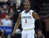 NCAA Bracketology Update: San Diego State predicted as 2-seed.