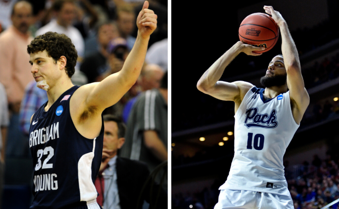 All-Time Mountain West Basketball: No. 4 BYU vs. No. 13 Nevada