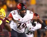 2020 NFL Draft Profile: San Diego State OL Daishawn Dixon