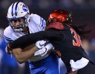 San Diego State's Dec. 12 TBA Opponent Points To BYU